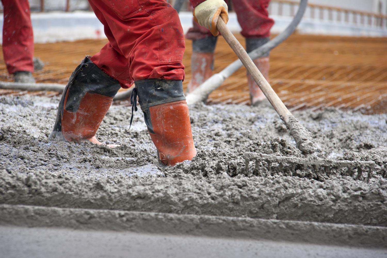 Road Build Land Development